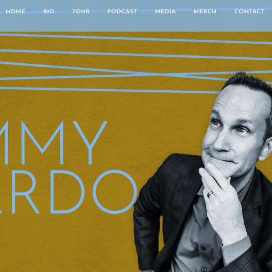 Jimmy Pardo site